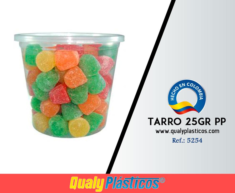 Tarro 25 gr PP Image
