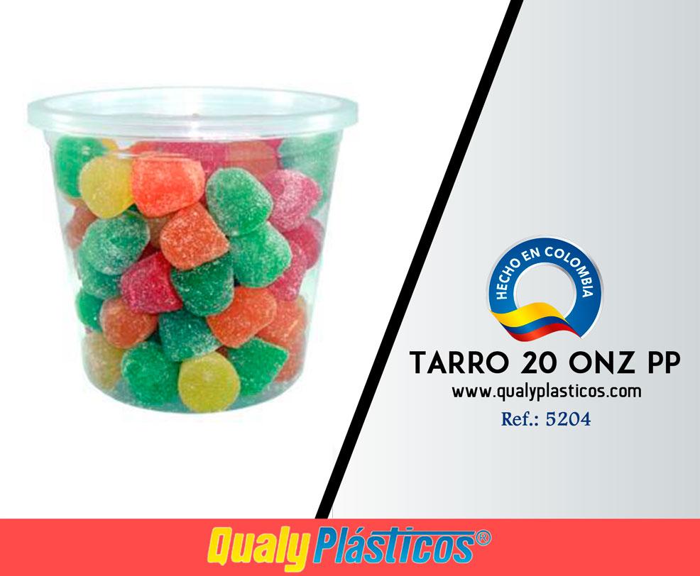 Tarro x 20 Onz. PP Image