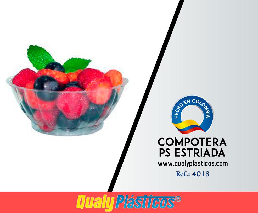 Compotera PS Estriada Image