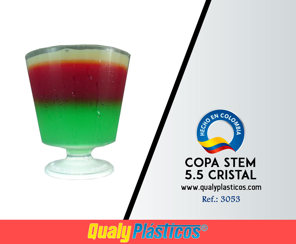 Copa Stem 5.5 Cristal Image