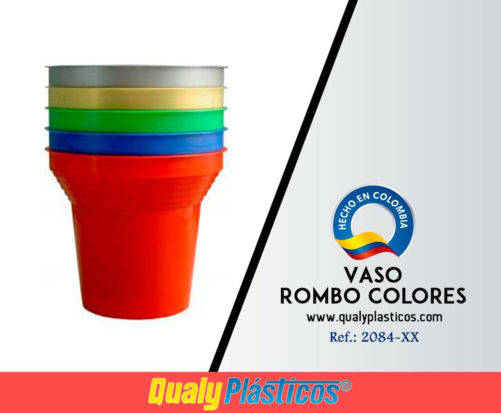 Vaso Rombo Colores Image