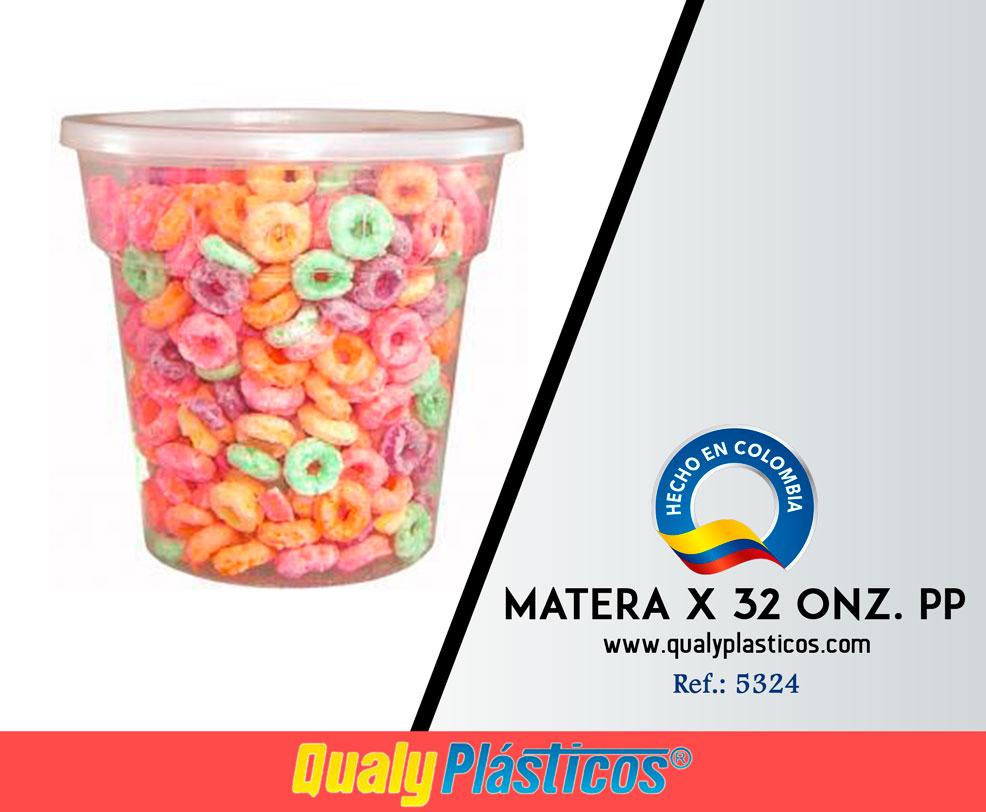 Matera x 32 Onz. PP Image